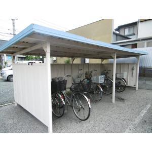 Y's BUILD 物件写真4 駐輪場