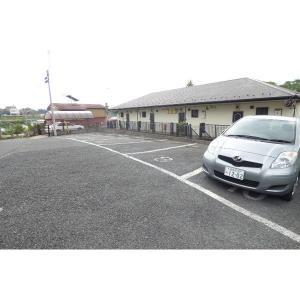 ヴァン・ヴェール 物件写真4 駐車場