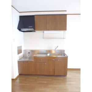 ヴァン・ヴェール 部屋写真2 キッチン