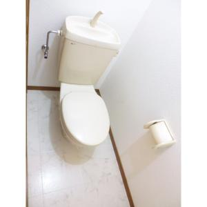 ヴァン・ヴェール 部屋写真5 トイレ