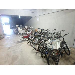 プロシードCO-Z東館 物件写真5 駐輪場