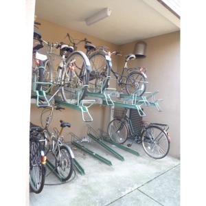 あさひ壱番館 物件写真4 駐輪場