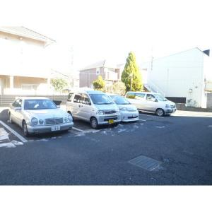 ベネフィス葉山 物件写真4 駐車場