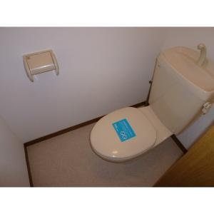 ハイム東金 B 部屋写真4 トイレ