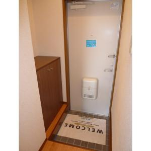 ハイム東金 B 部屋写真6 玄関