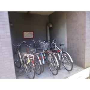 シャイン南浦和 物件写真4 駐輪場