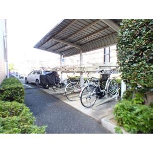 シャン・フィーネ 物件写真4 駐車場