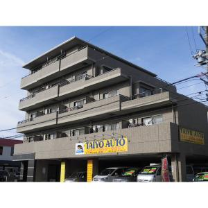 サンライズマンション物件写真1建物外観