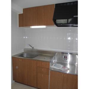 サンライズマンション 部屋写真3 キッチン