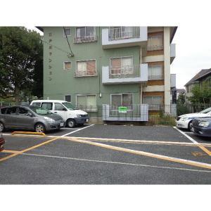 江戸川マンション 物件写真5 駐車場