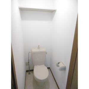 ブランシェ 部屋写真6 トイレ