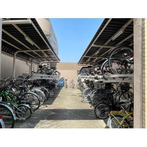 プロシードCO-Z西館 物件写真3 駐輪場