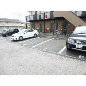 αNEXT成田第2 物件写真4 駐車場