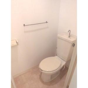 サンパレス八千代台3番館 部屋写真4 トイレ