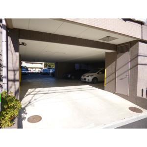 パークグランデ南葛西 物件写真4 駐車場