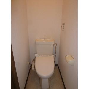 グレイスD 部屋写真4 トイレ