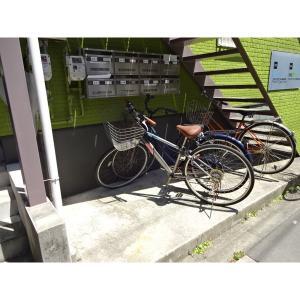 ヴェルデ西瑞江 物件写真4 駐輪場