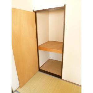 ピュアコーポ2 部屋写真5 収納