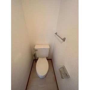 ピアチェーレ 部屋写真5 トイレ