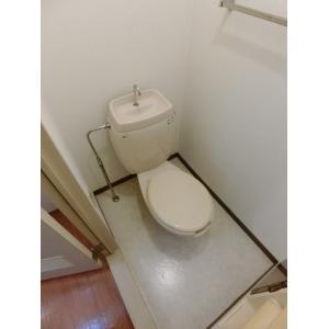 サンフローラ沼南B 部屋写真5 トイレ