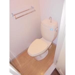サンフローラ沼南A 部屋写真6 トイレ