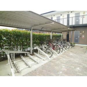 テスタ入船 物件写真2 自転車置き場