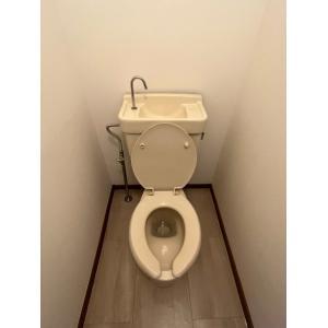 ハイツベル 部屋写真4 トイレ