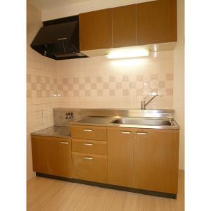 プリムヴェール 部屋写真2 キッチン
