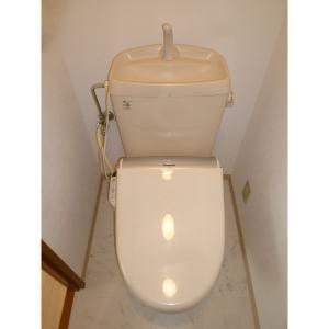 プリムヴェール 部屋写真6 トイレ