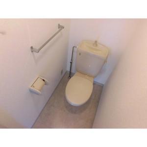 ルツェルン 部屋写真4 トイレ