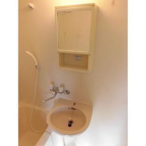 ルツェルン 部屋写真6 洗面所