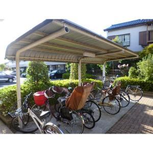 Castel 2 物件写真3 駐輪場
