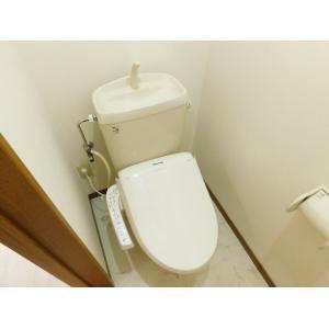 ハイライフシンⅡ 部屋写真4 トイレ