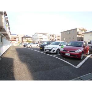 マインドハイツ 物件写真3 駐車場
