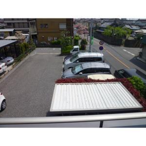 サン・ウィンド 物件写真4 駐車場