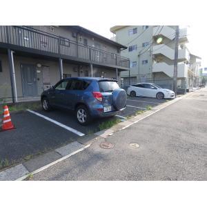 パラシオン ガルネーレ 物件写真3 駐車場