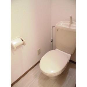 コーン・ガーデン 部屋写真5 トイレ