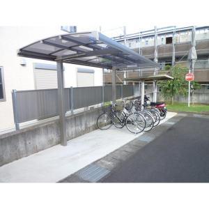 グランシェーヌC棟 物件写真3 駐輪場