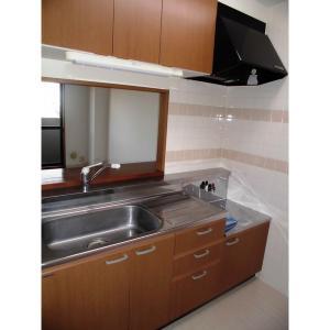 ポワソン・ルージュ 部屋写真2 キッチン