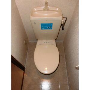ポワソン・ルージュ 部屋写真4 トイレ
