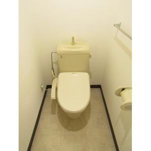 レシェンテ 部屋写真4 トイレ