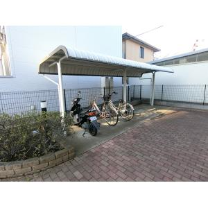 リオ・グランデ 物件写真3 駐輪場