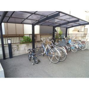 リヴィエール西瑞江 物件写真3 駐車場