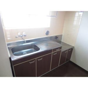 コーポグリーンヒル 部屋写真2 キッチン