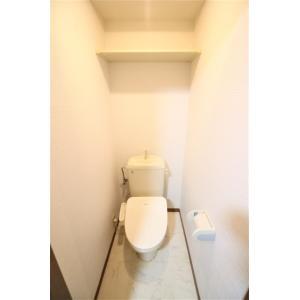 ソレアード 部屋写真5 トイレ