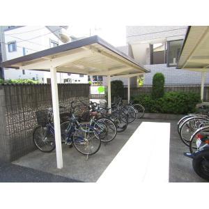 プライムI 物件写真2 駐輪場