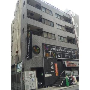 エムティティ新宿物件写真1建物外観