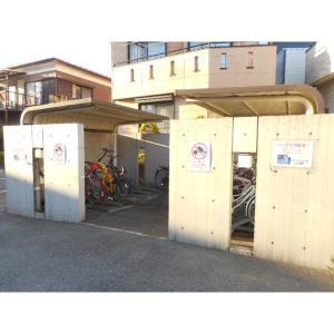 METEORIT壱番館 物件写真5 駐輪場