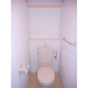 METEORIT壱番館 部屋写真4 トイレ