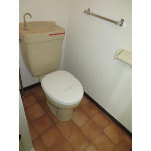 TKビル 部屋写真3 トイレ